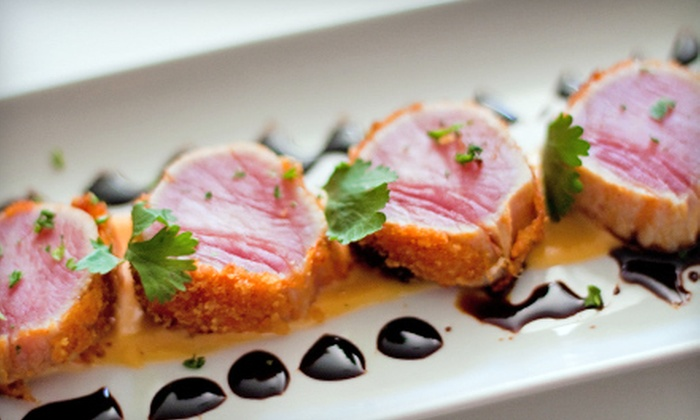 Level One - Dupont Circle: $20 for $40 Worth of Contemporary American Fare at Level One