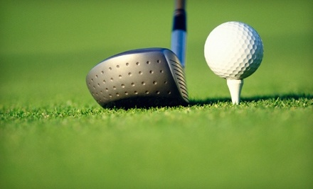 Pine Knolls Golf Club: 1 Round of Golf for Two People and One Golf Cart Rental - Pine Knolls Golf Club in Kernersville
