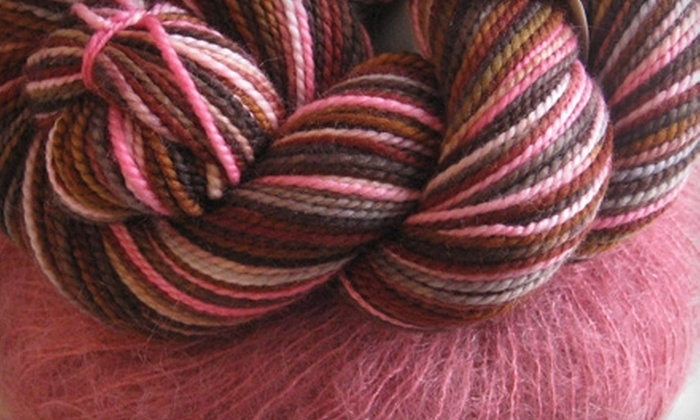 Woolworks - Baltimore: $15 for $30 Worth of Knitting Materials and More at Woolworks