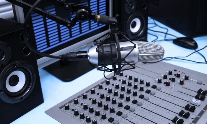 CWC Media Group - Whitestone: One-Day Radio DJ Class for One or Two or Six-Month Youth-in-Radio Class at CWC Media Group (Up to 54% Off)