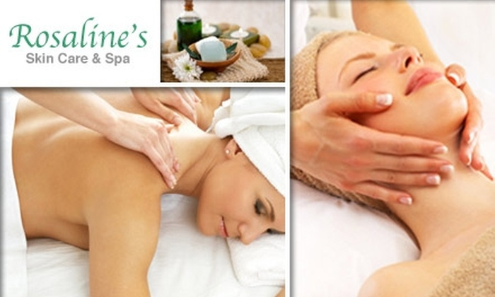 Rosaline's Skincare & Spa - Washington Square: $50 for $125 Worth of Facials, Massage, Waxing, and More at Rosaline's Skincare & Spa in Brookline