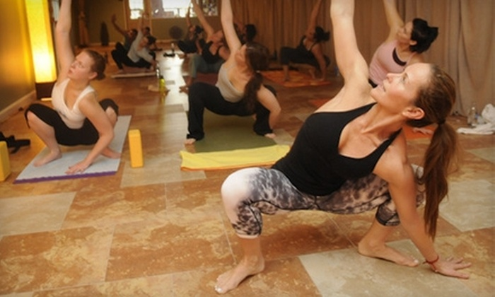 Yoga Long Beach - Long Beach: One Month of Unlimited Yoga at Yoga Long Beach. Choose Between Two Options.