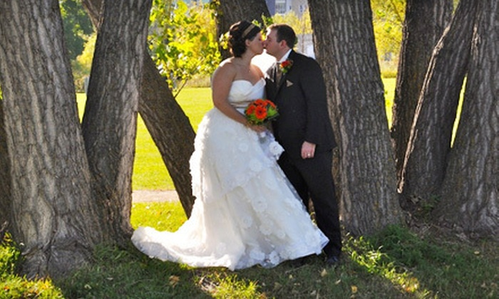 rmc photography - The Loop: Wedding-Ceremony or Engagement-Photography Package with CD of Edited Images from rmc photography (Up to 51% Off)