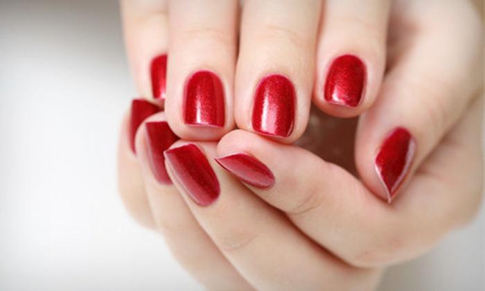 Nalini's Salon & Day Spa - Amarillo: $10 for Paraffin Manicure at Nalini's Salon & Day Spa ($20 Value)