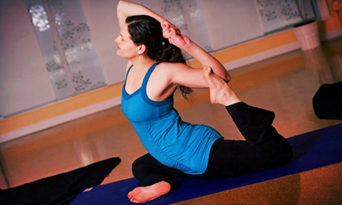 Day Yoga Studio - University Park: 5 or 10 Classes or One Month of Unlimited Classes at Day Yoga Studio (Up to 55% Off)