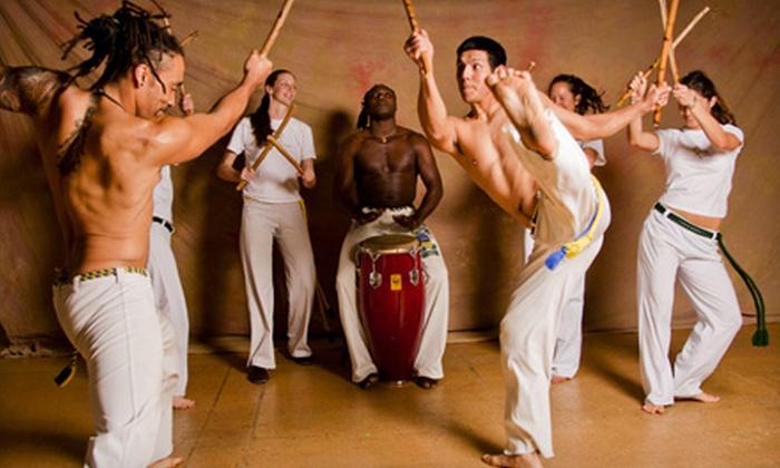 Capoeira Batuque - Goleta: $20 for Five Drop-In Brazilian Dance and Drum Classes at Capoeira Batuque ($100 Value)