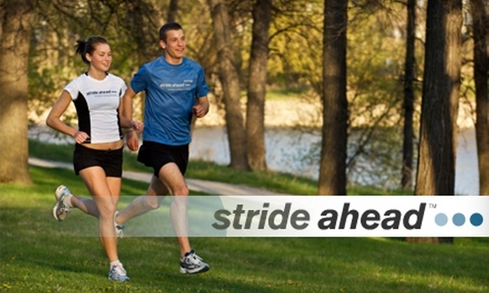 Stride Ahead Sports - Grant Park: $20 for $40 Towards Apparel and Shoes at Stride Ahead Sports