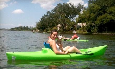 Bayou Kayaks - Bayou Kayaks in New Orleans