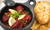 Up to Half Off Indian Cuisine at Peacock Gardens Restaurant in Diamond Bar