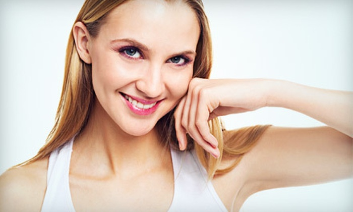 Imagen Medical Spa - South Side: $99 for Three Laser Hair-Removal Treatments on One Small Area at Imagen Medical Spa (Up to $375 Value)
