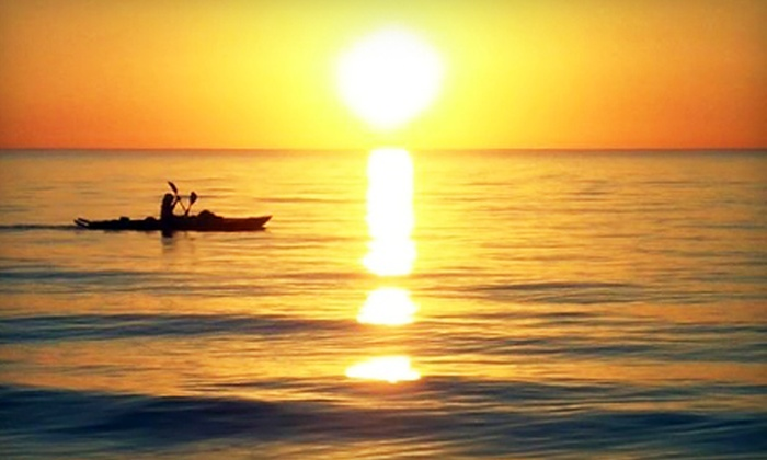 OEX La Jolla - La Jolla Shores: $55 for a Whale-Watching Kayak Tour for Two from OEX La Jolla ($120 Value)