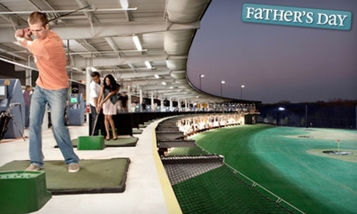 TopGolf Wood Dale - Wood Dale: $18 for a Six-Session TopGolf Playing Card at TopGolf Wood Dale ($35 Value)