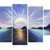 Nature Painting Prints on Gallery-Wrapped Canvas