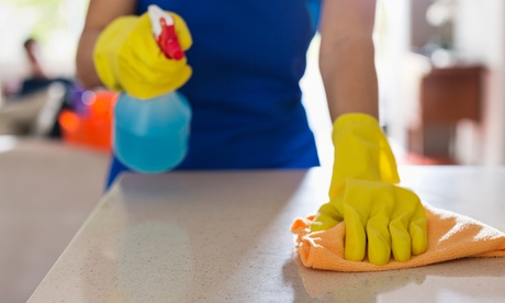 Four Man Hours of House Cleaning Service at Zoe Cleaning of Naples (Up to 45% Off)