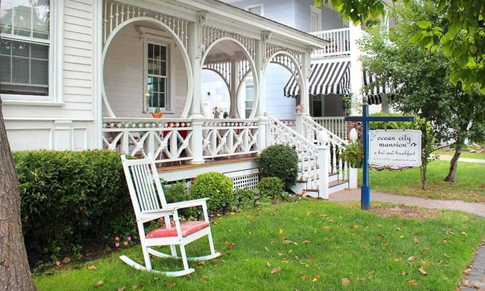 Ocean City Mansion - Ocean City: Two-Night Stay at Ocean City Mansion in New Jersey