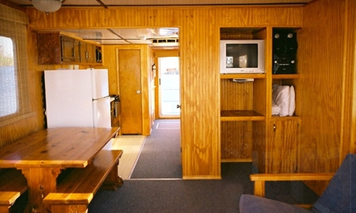 Miller's Houseboats - Cross City South: $249 for a Houseboat Day Trip from Miller's Houseboats in Suwannee ($499 Value)