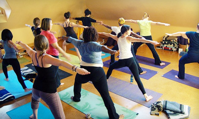World Peace Yoga - Clifton: 10, 20, 30, or 365 Yoga Classes at World Peace Yoga (Up to 83% Off)