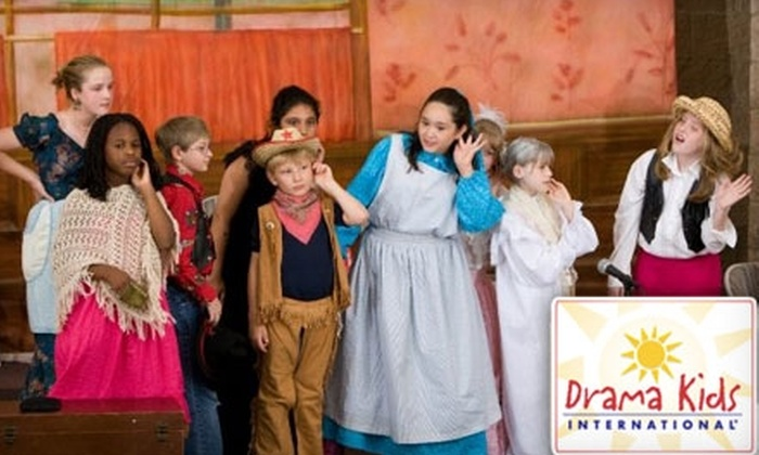 Drama Kids International Seattle - Town Center: Kids' Drama Classes from Drama Kids International (Up to $165 Value). Choose from Three Options.