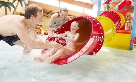 Journée pour adulte ou enfant dès 9,50 € à Océade le plus grand parc aquatique de Belgique
