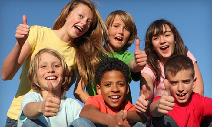 Funworks! - Modesto: Three or Five Days of Kids' Summer Camp at Funworks! (Up to 45% Off)