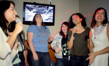 image for Pub Food, Drinks, and Karaoke at Ziller Karaoke & Bar (Up to 60% Off). Three Options Available.