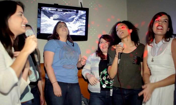 Ziller Karaoke & Bar - Fullerton: Pub Food, Drinks, and Karaoke at Ziller Karaoke & Bar (Up to 58% Off). Three Options Available.