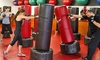 Up to 75% Off Classes at H.I.I.T. Kickboxing, Natick