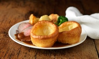 Sunday Roast Lunch for Up to Four at The Hardwick Arms Hotel (Up to 55% Off)