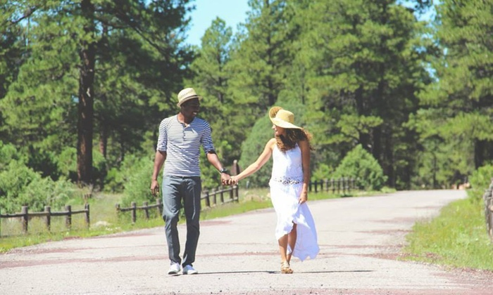 Innovative Photos - Phoenix: 60-Minute Engagement Photo Shoot with Wardrobe Changes and Digital Images from Innovative Photos (75% Off)