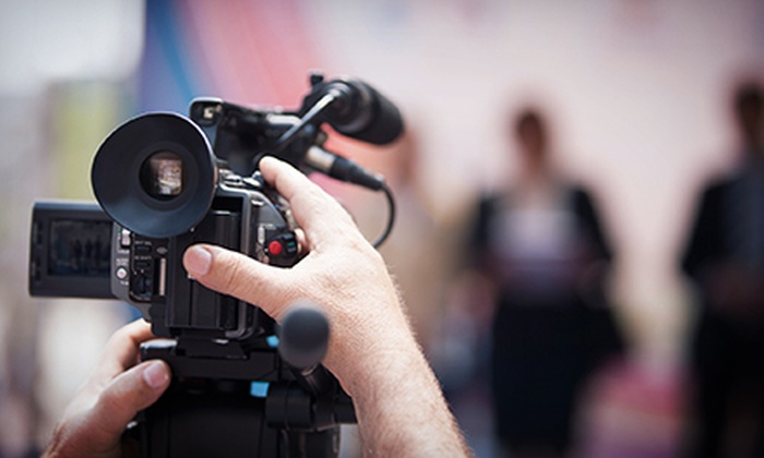 Robin Hood Studios - Salt Lake City: 6, 8, or 10 Hours of Videography Services with a DVD from Robin Hood Studios (Up to 55% Off)
