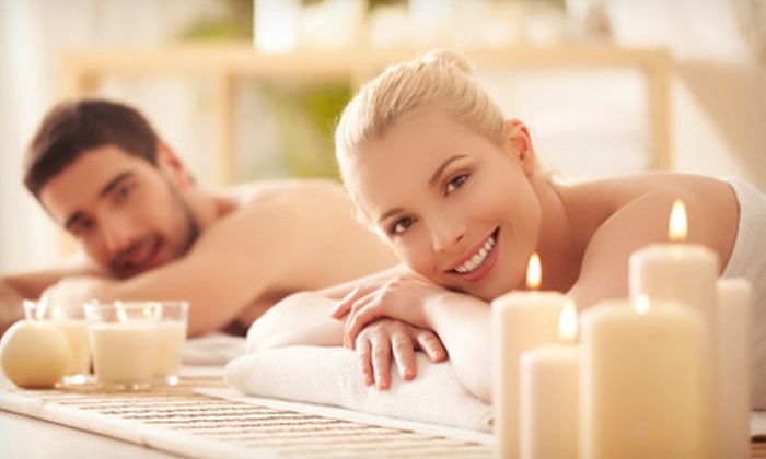 Enigma Day Spa & Wellness - Lutherville - Timonium: Spa Package with Massage, Facial, and Hand Treatment, or a Couples Massage at Enigma Day Spa & Wellness (Up to 55% Off)