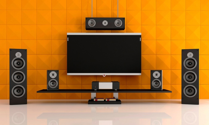 Digital Connects - Nahunta: $199 for Installation Service for a 40- to 70-In. TV with In-Wall Wiring from Digital Connects ($399 Value)