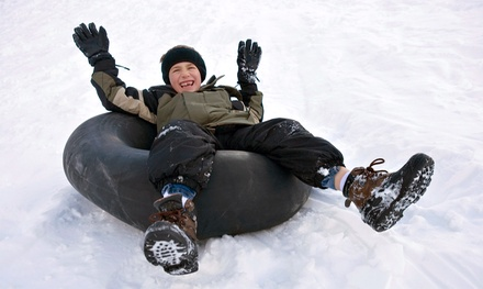 $21 for Weekday Two-Hour Snow Tubing for Two at Christmas Mountain Village ($30 Value)