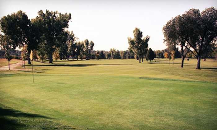 Valley Hi Golf Course - Colorado Springs: Five 60-Minute Golf Lessons or 10 Medium or Unlimited Buckets of Range Balls at Valley Hi Golf Course (Up to 53% Off)