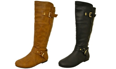 Shelly Women's Riding Boot