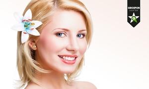 HAQUOS: 3 o 5 sedute rigeneranti viso con massaggio, scrub e acido ialuronico (sconto fino a 94%)