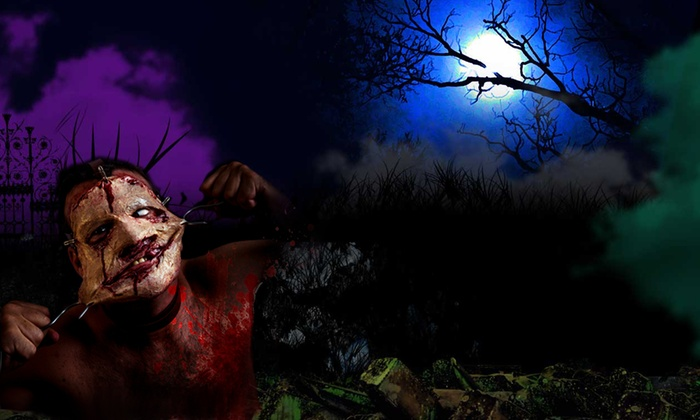 Scarizona Scareground - Phoenix: $21 for Two Haunted-House Tickets and One Fast Pass at Scarizona Scareground ($30 Value)