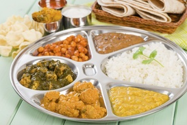 Chowpatty Restaurant: Up to 50% Off Indian Food at Chowpatty Restaurant