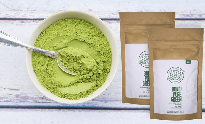$19 for a Pack of Bondi Pure Matcha Green Tea (Don't Pay $49)