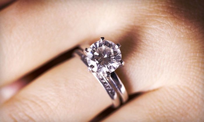 Diamond Vault of Troy - Downtown Troy: $39 for Three Written Jewelry Appraisals, Cleanings, and Inspections at Diamond Vault of Troy ($270 Value)