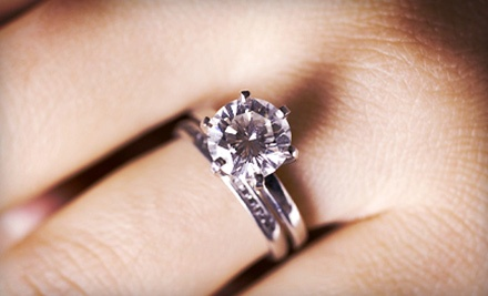 $39 for Three Written Jewelry Appraisals, Cleanings, and Inspections at Diamond Vault of Troy ($270 Value)