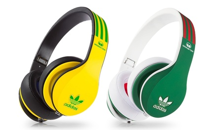 Adidas Originals by Monster Limited Edition Over-Ear Headphones