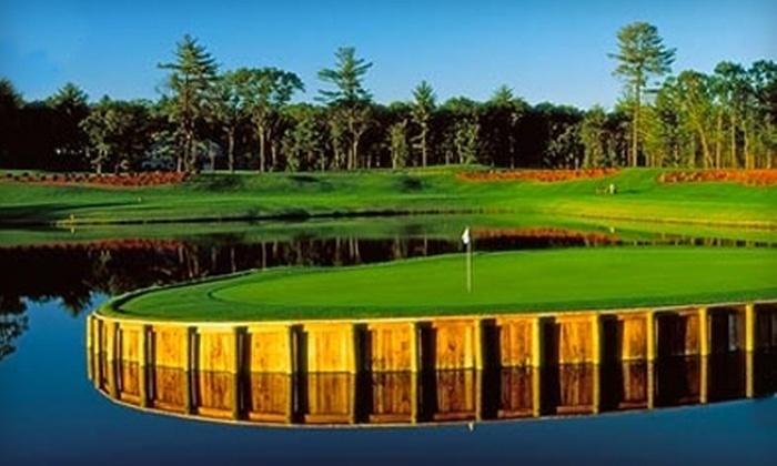 Castle at the Bay - Arkdale: $90 for 18 Holes of Golf and Cart Rental for Two at The Castle Course at Castle at the Bay (Up to $180 Value)