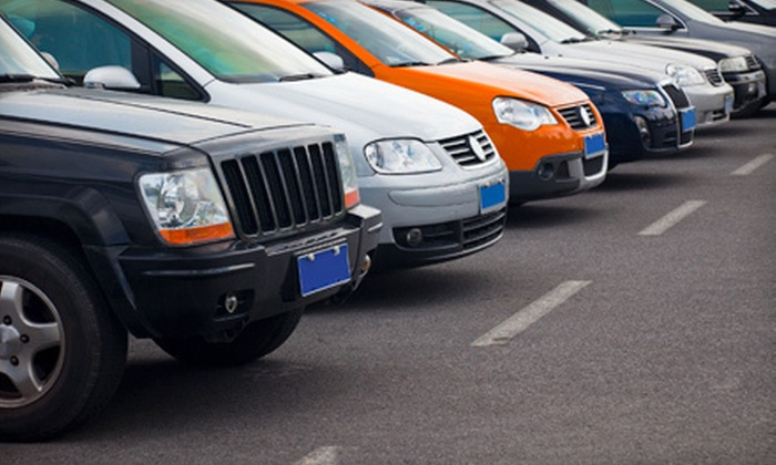 VIP Parking - Newark Airport and Port Newark: $20 for Three Days of Parking at Newark Liberty International Airport from VIP Parking ($59 Value)