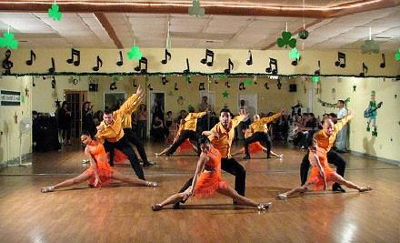 10 Classes (a $120 value) - Starry Night Dance Studio in Garwood
