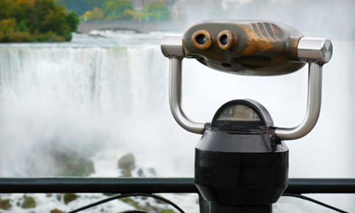ISX Tours - The Annex: $25 for All-Day Niagara Falls Outing from ISX Tours ($49 Value). Four Dates Available.