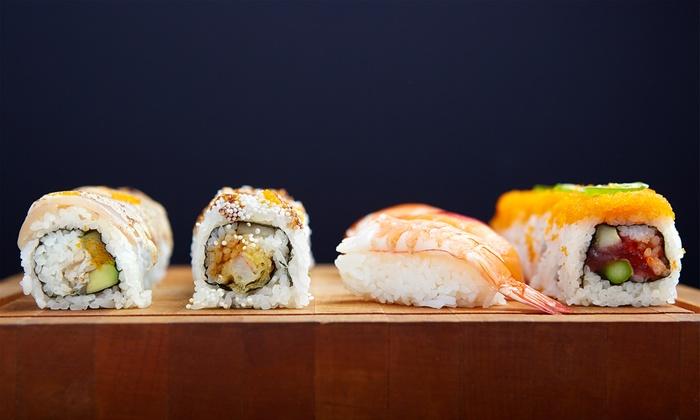 Restaurant Heng Tong - Bochum: Sushi- und Asian-Tapas all-you-can-eat für Zwei oder Vier im Heng Tong (bis zu 16% sparen*)