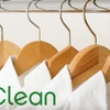 Half Off Eco-Friendly Dry Cleaning