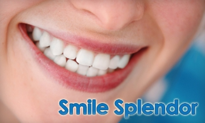 Smile Splendor - Dallas: $89 for an In-Office Teeth-Whitening Treatment and a Take Home Whitening Pen at Smile Splendor of Dallas