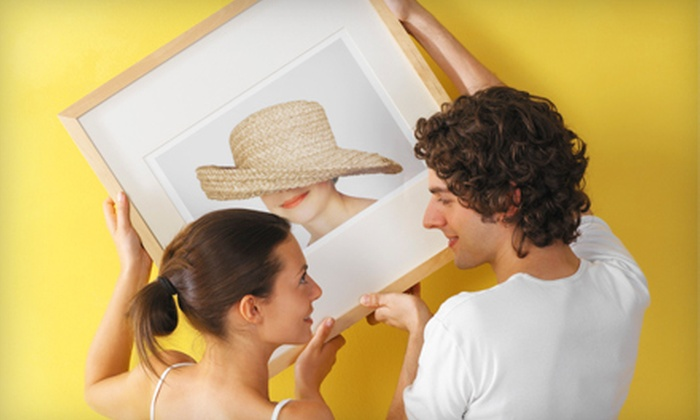 art.com: $44 for $95 Worth of Professionally Enlarged and Framed Personal Photos or Other Online Purchases from art.com